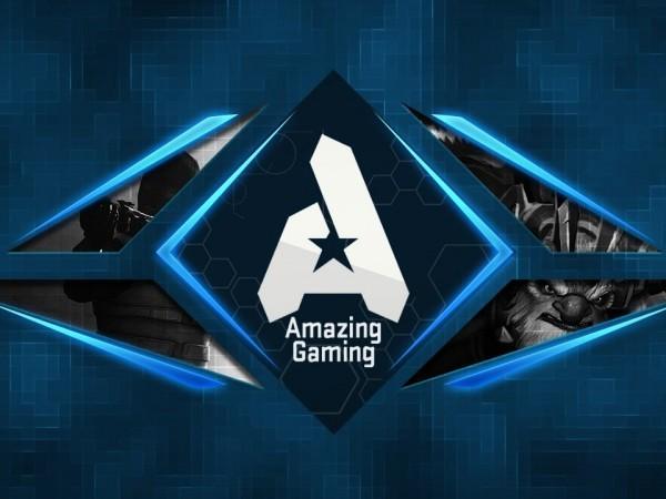 Amazing Gaming подписали белорусский состав по CS:GO