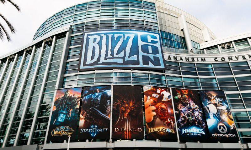 Blizzard анонсировали даты проведения BlizzCon 2018