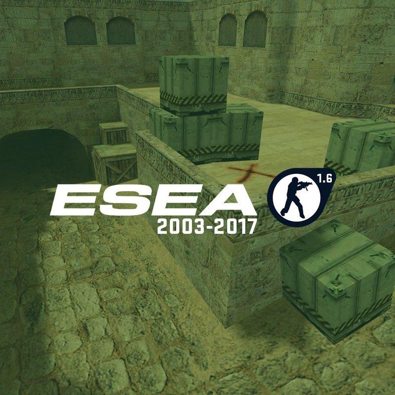 ESEA отказались от Counter-Strike 1.6
