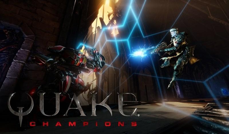 Как играют «Дуэли» в Quake Champions