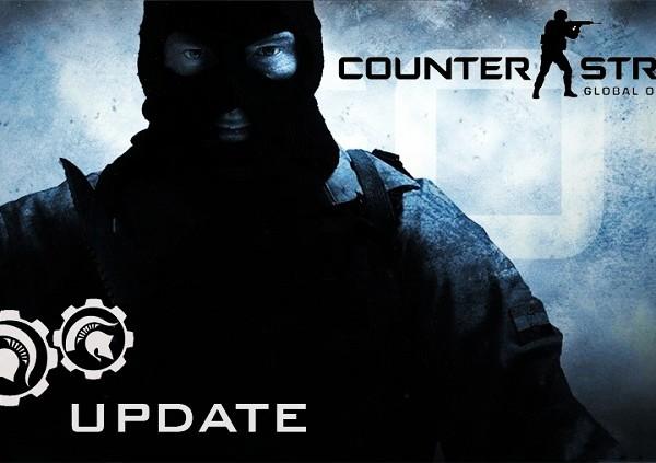 Очередное обновление CS:GO