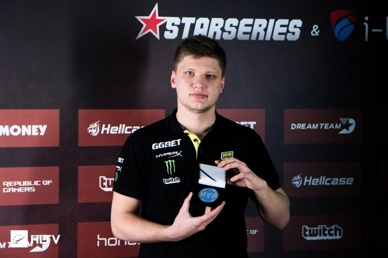 s1mple признан MVP StarSeries i-League S4