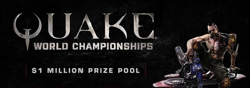 СНГ-десант на Quake World Championship 2017