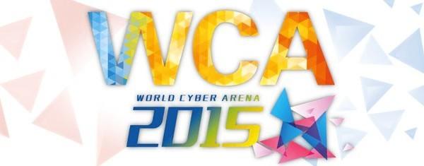 WCA 2015 по Warcraft 3 [Репортаж]